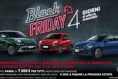 BLACK FRIDAY FIAT